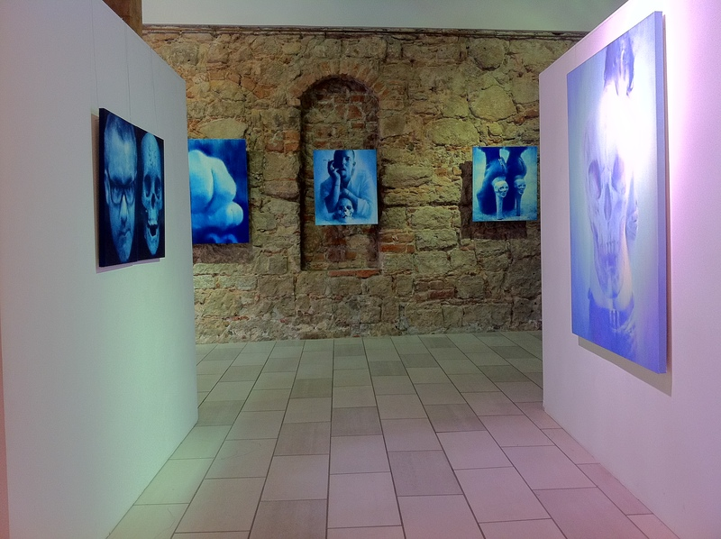 Exhibition view at Bastejs Gallery