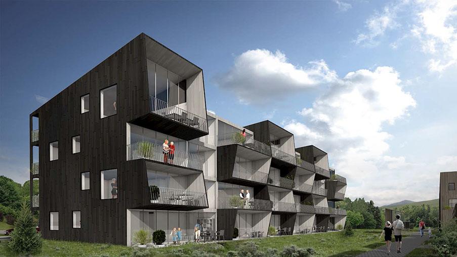 Architecture House Competition shop of architecture – katus | prefab compet. 2014