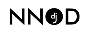 a logo for a dj duo