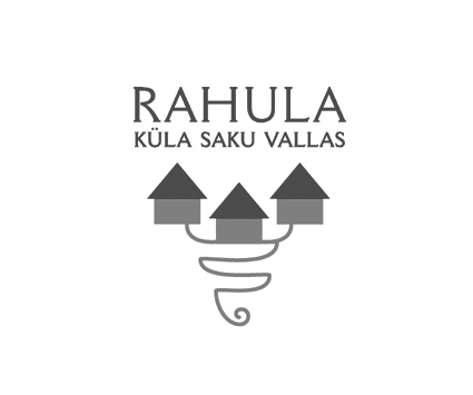 a logo for a village