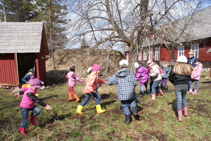 Nature program for children