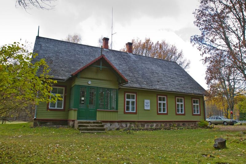 Composer Mart Saar's house museum. NB! Tickets can be bought only with cash.
