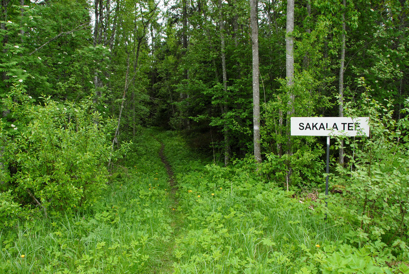 Sakala hiking trail