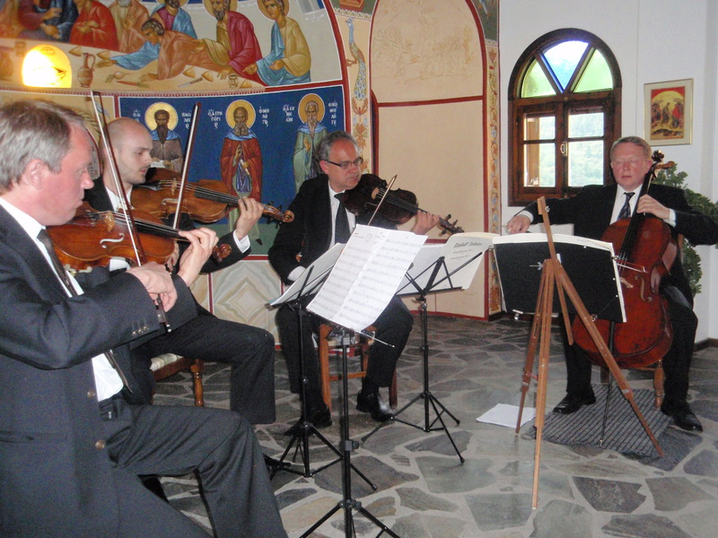 Tobias String Quartet
