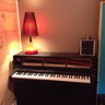 Yamaha CP-60 Electric Upright Piano