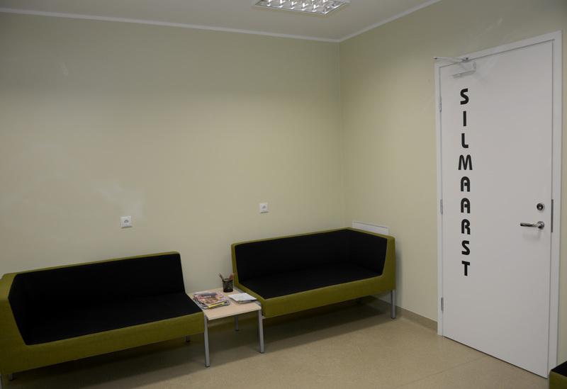 ef87a0845b2 Silmaarsti kabinet Silmaarsti kabinet Registratuur Ooteruum Administraator  ...
