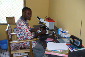 The laboratory of the health project