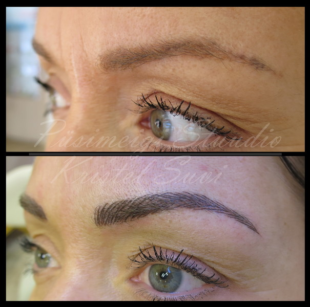Prices Permanent Makeup By Kristel Suvi