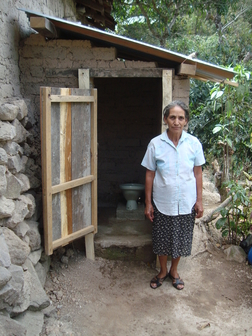 Latrine projects to improve community health